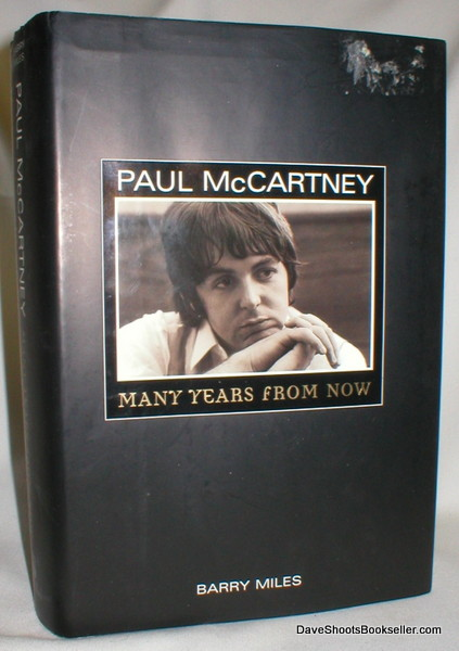 Image for Paul McCartney; Many Years from Now