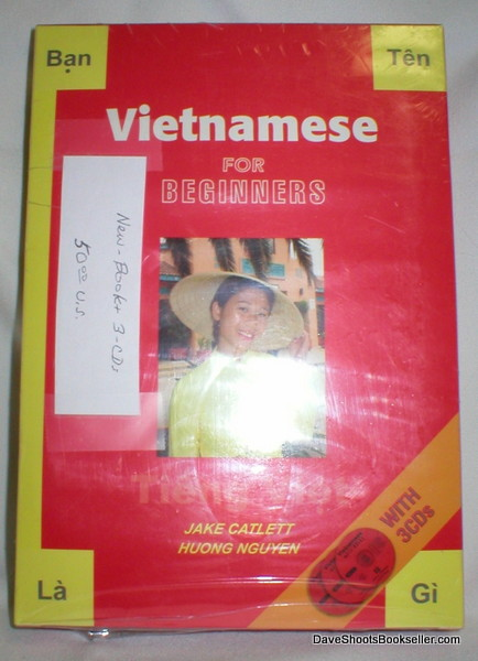 Image for Vietnamese for Beginners (With 3 CDs)