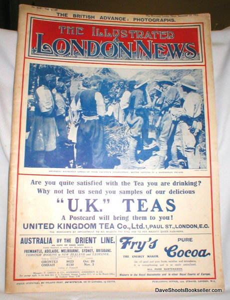 Image for The Illustrated London News; Sept. 30, 1916