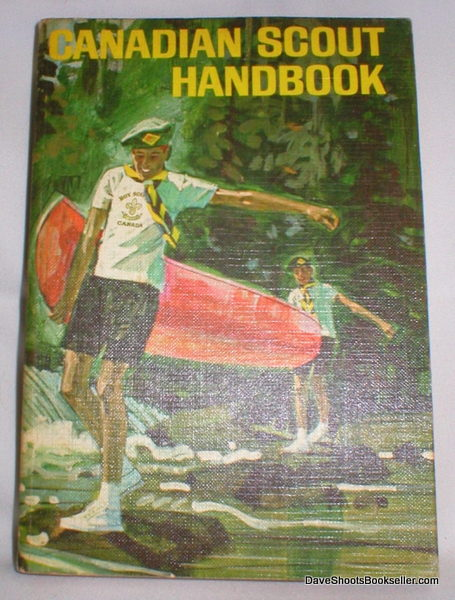 Image for Canadian Scout Handbook; A Guide to Fun and Adventure