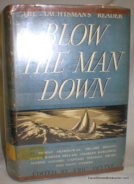 Image for The Yachtsman's Reader; Blow the Man Down