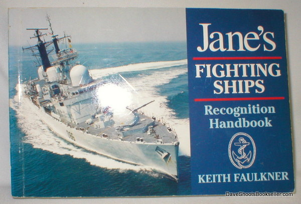 Image for Jane's Fighting Ships Recognition Handbook