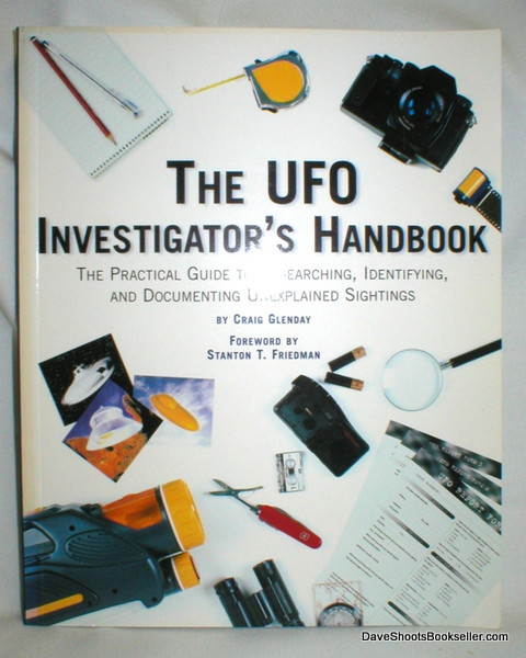 Image for The UFO Investigator's Handbook