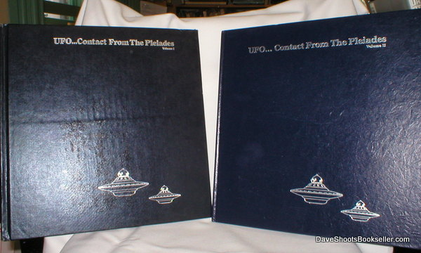 Image for UFO...Contact from the Pleiades (2 Vol. Set)