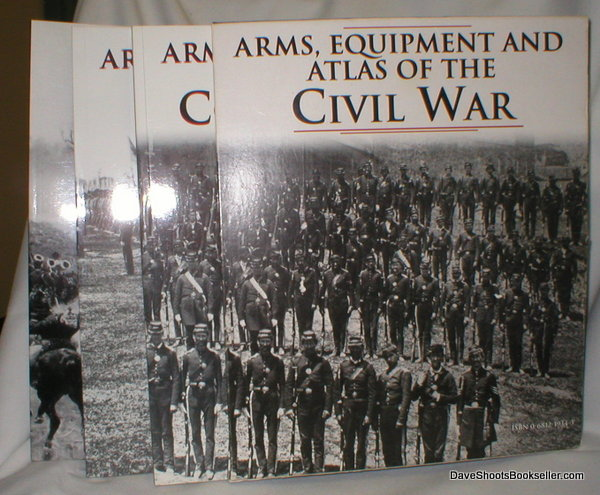 Image for Echoes of Glory; Arms, Equipment, and Atlas of the Civil War (3-vol. Set)
