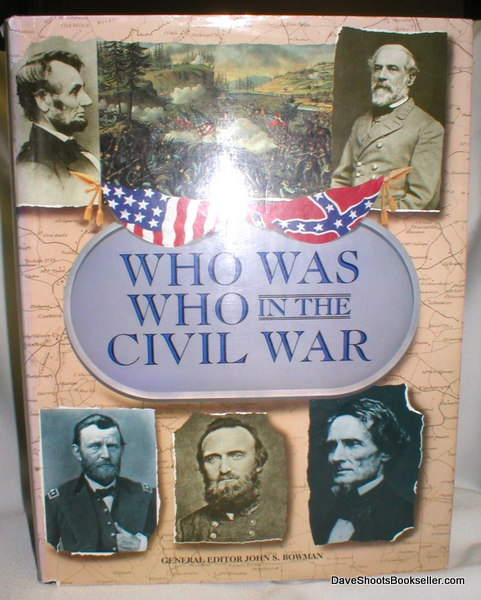 Image for Who Was Who in the Civil War ?