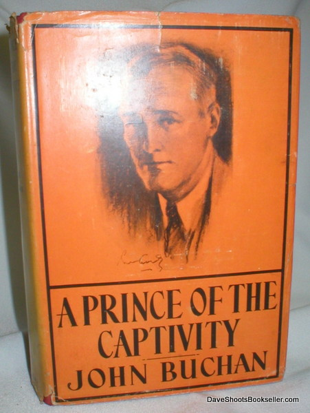 Image for A Prince of  the Captivity