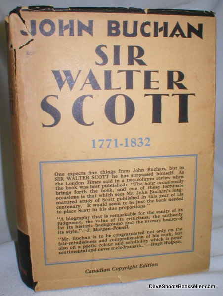 Image for Sir Walter Scott 1771-1832