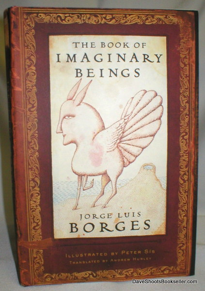 Image for The Book of Imaginary Beings