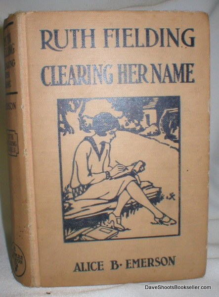 Image for Ruth Fielding; Clearing Her Name