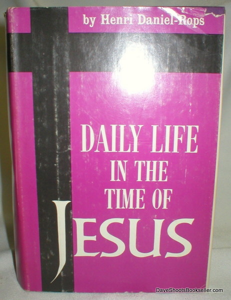 Image for Daily Life in theTime of Jesus