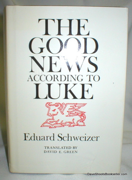 Image for The Good News According to Luke