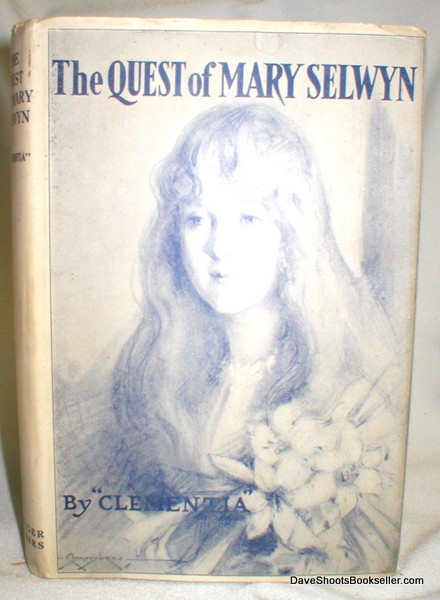 "Image for The Quest of Mary Selwyn; A Sequel to  ""Uncle Frank's Mary"""