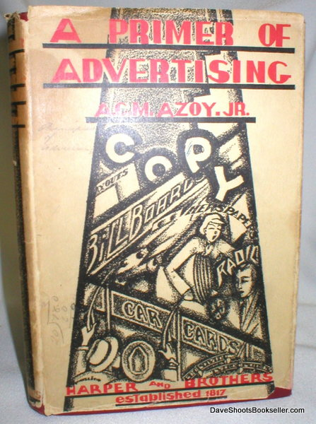 Image for A Primer of Advertising