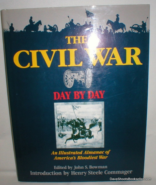 Image for The Civil War; Day By Day