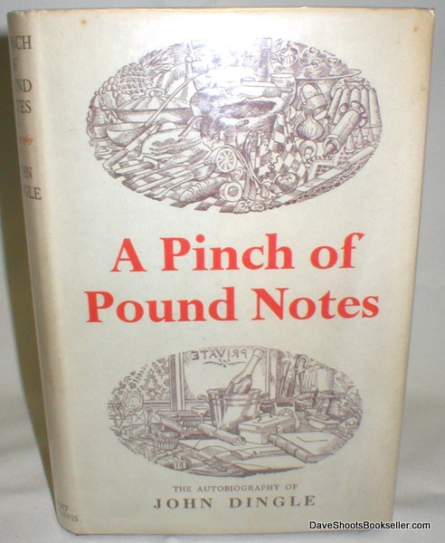 Image for A Pinch of Pound Notes; An Autobiograph