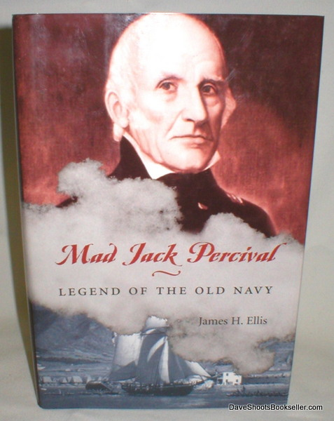 Image for Mad Jack Percival; Legend of the Old Navy