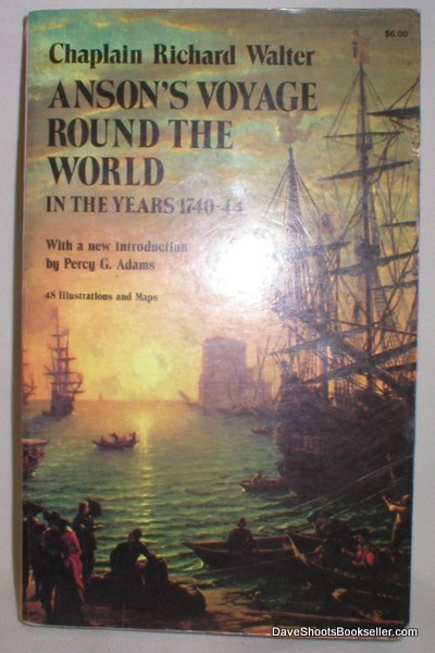 Image for Anson's Voyage Round the World in the Years 1740-44