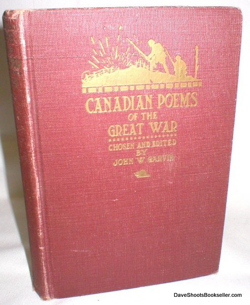 Image for Canadian Poems of the Great War