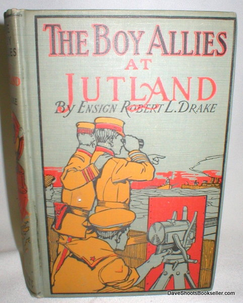 Image for The Boy Allies at Jutland; Or, The Greatest Naval Battle of History