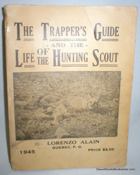 Image for The Trapper's Guide and The Life of the Hunting Scout
