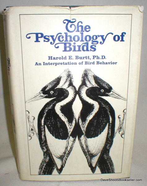 Image for The Psychology of Birds