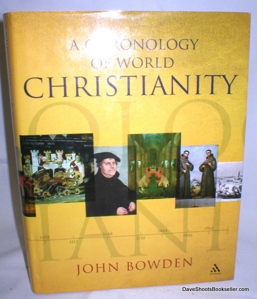 Image for A Chronology of World Christianity