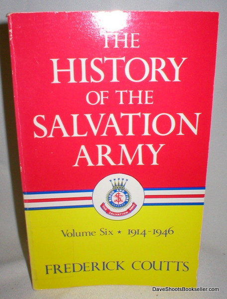 Image for The History of the Salvation Army (Vol. Six, 1914-1946)
