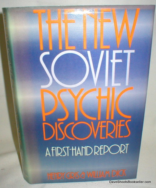 Image for The New Soviet Psychic Discoveries
