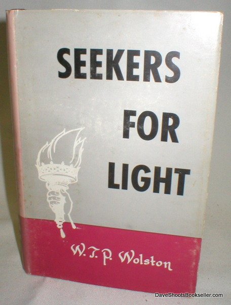 Image for Seekers for Light; Fourteen Addresses to Edinburgh Students