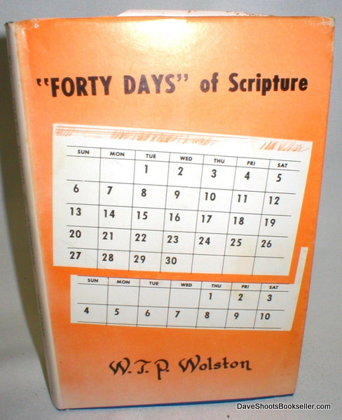 "Image for ""Forty Days"" of Scripture"
