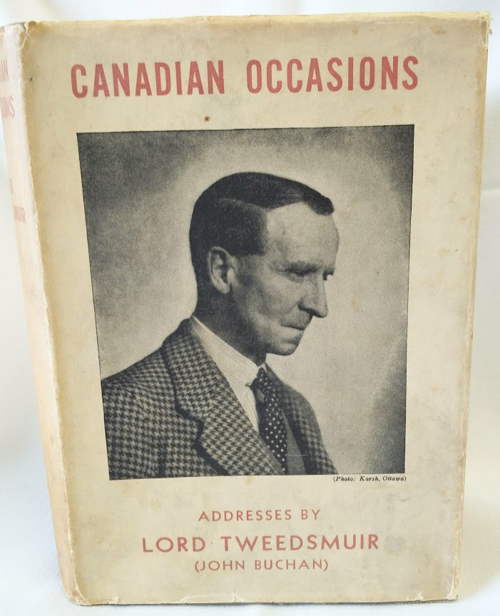 Image for Canadian Occasions; Addresses By Lord Tweedsmuir