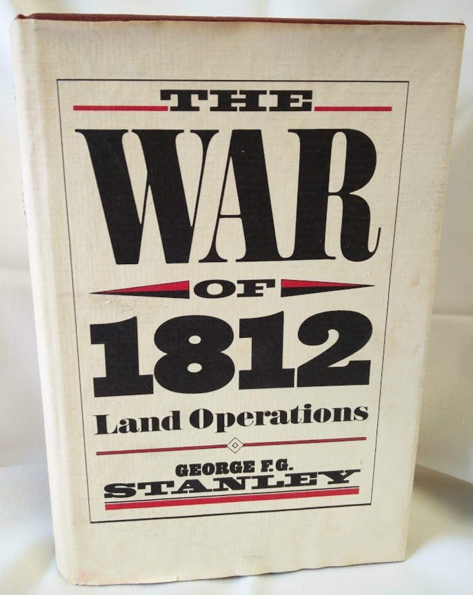 Image for The War of 1812; Land Operations