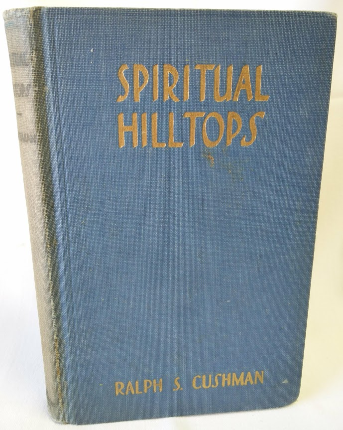 Image for Spiritual Hilltops; A Book of Devotion