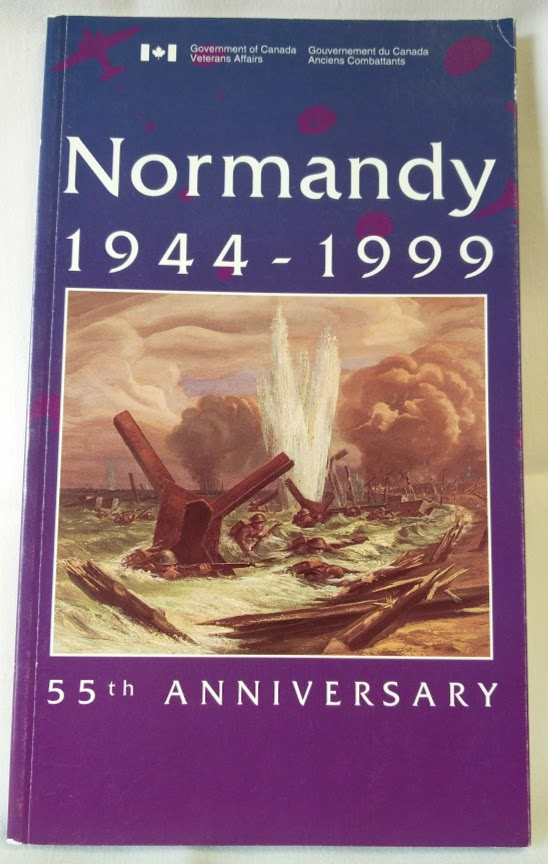 Image for Normandy 1944-1999; 55th Anniversary