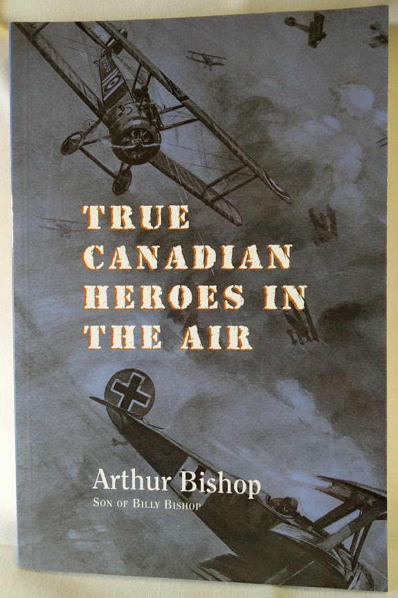Image for True Canadian Heroes in  the Air