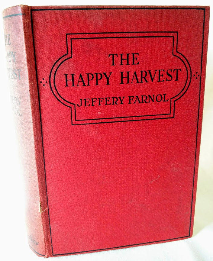 Image for The Happy Harvest; A Romance