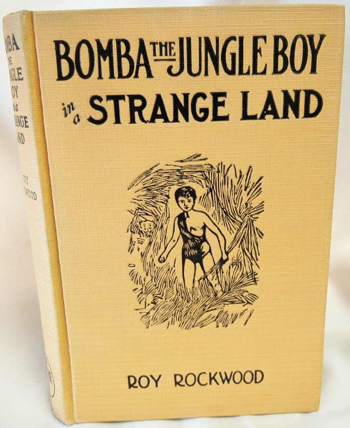Image for Bomba the Jungle Boy in a Strange Land