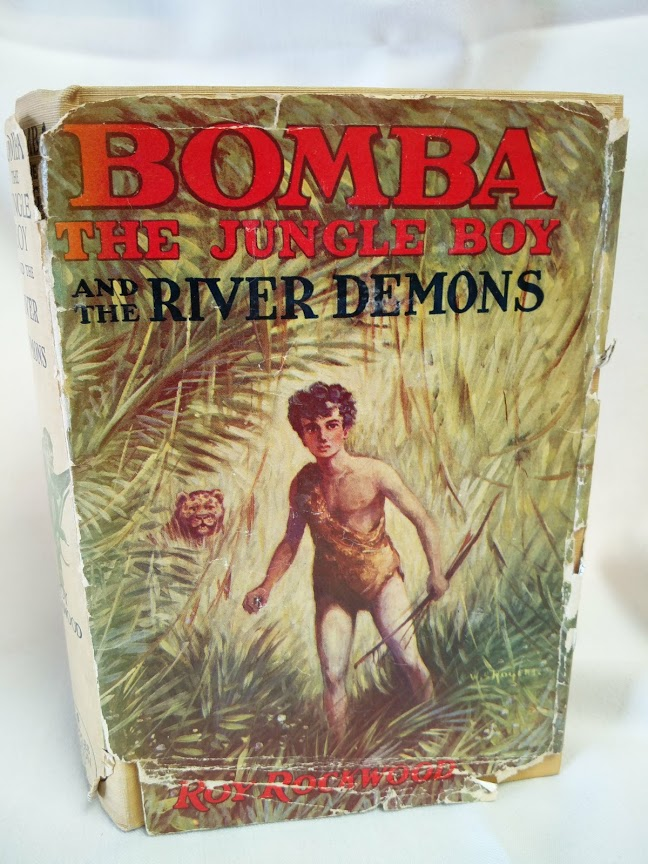 Image for Bomba the Jungle Boy and the River Demons
