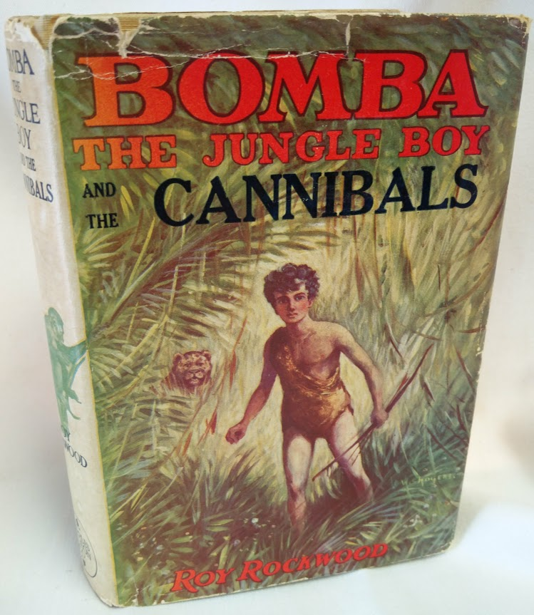 Image for Bomba the Jungle Boy and the Cannibals