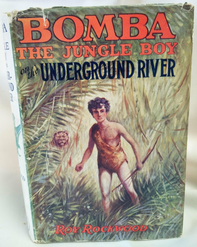 Image for Bomba the Jungle Boy on the Undergound River
