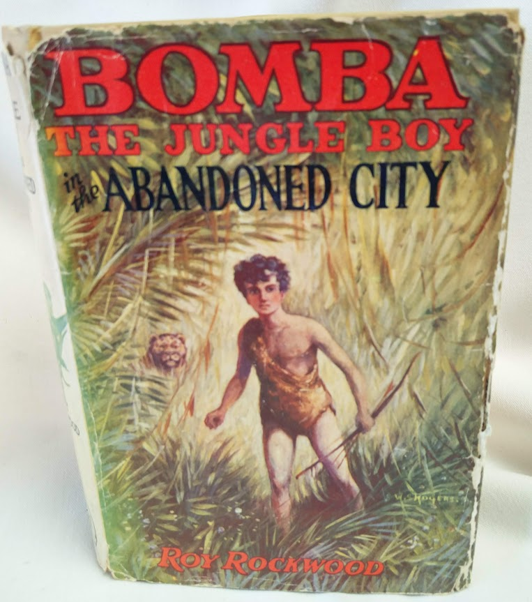 Image for Bomba the Jungle Boy in the Abandoned City