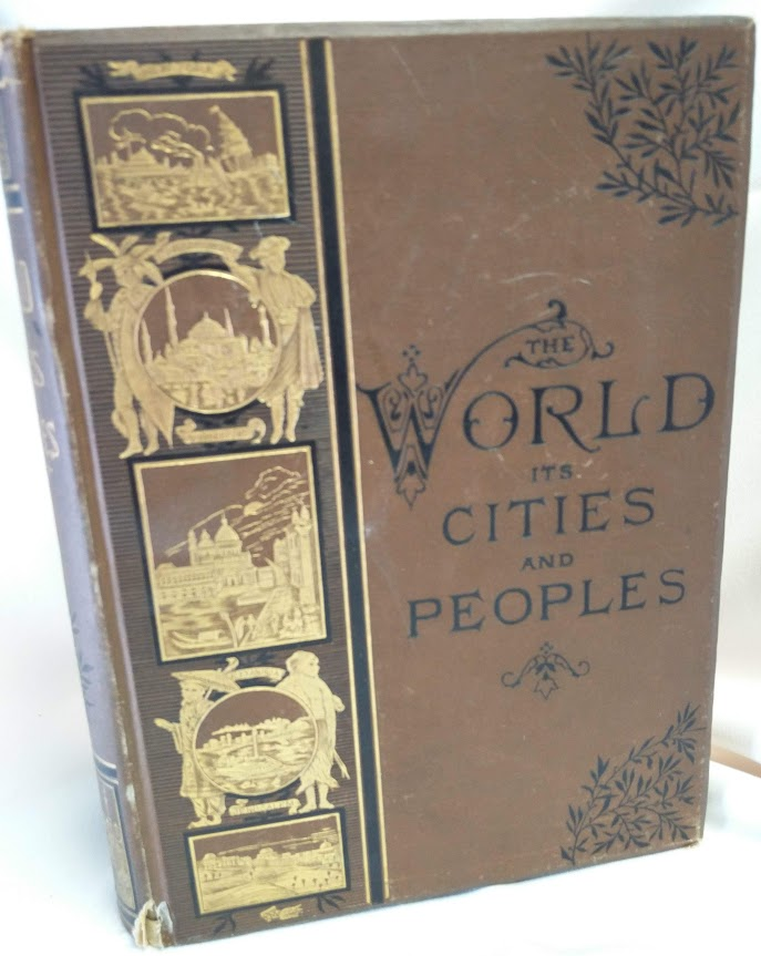 Image for The World Its Cities and Peoples (Vol. 3 only)