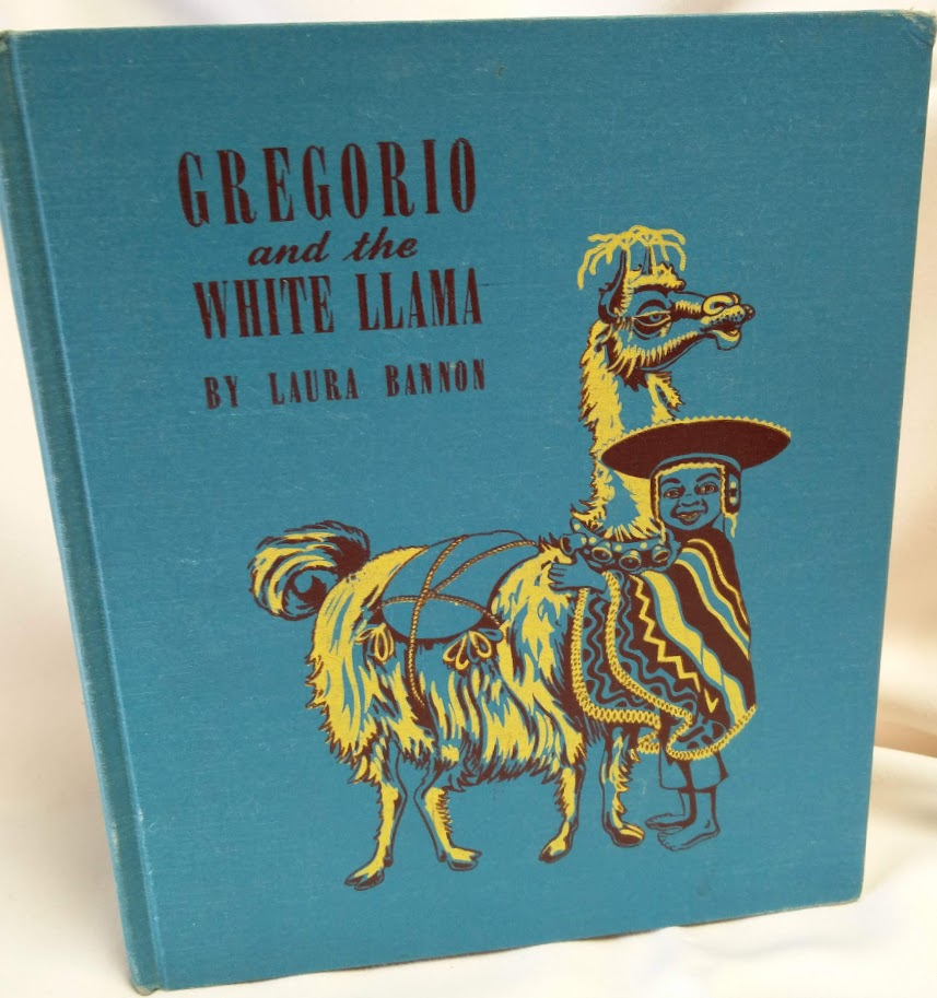 Image for Gregorio and  the White Llama