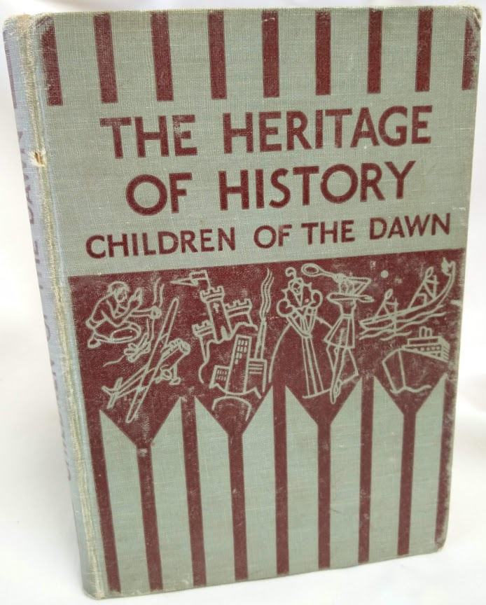 Image for Children of the Dawn (The Heritage of History, Book 1)