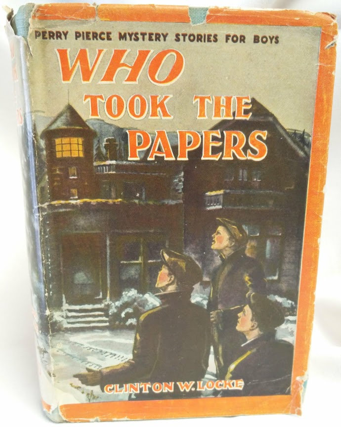 Image for Who Took the Papers