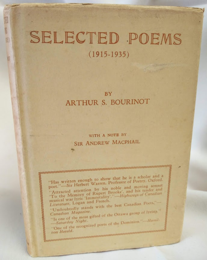 Image for Selected Poems 1915-1935