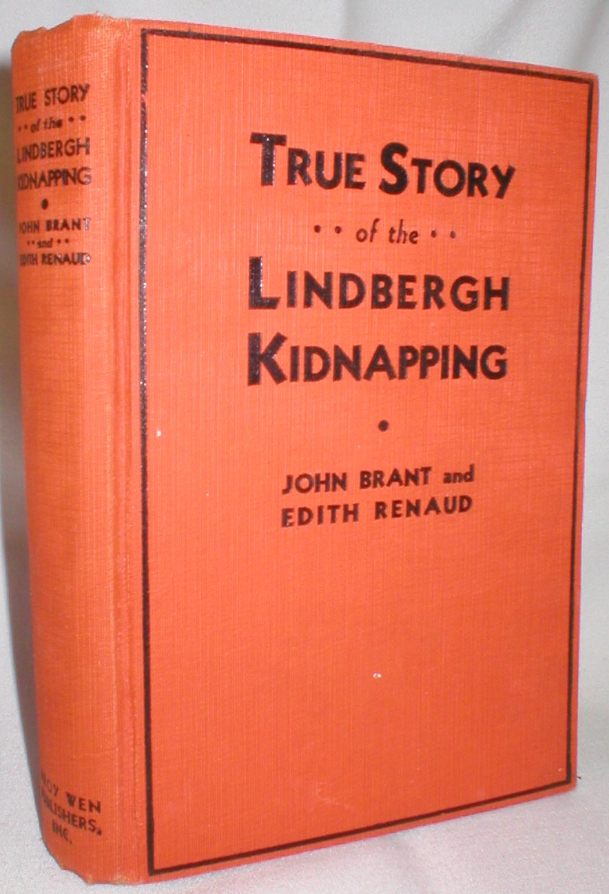 Image for True Story of the Lindbergh Kidnapping