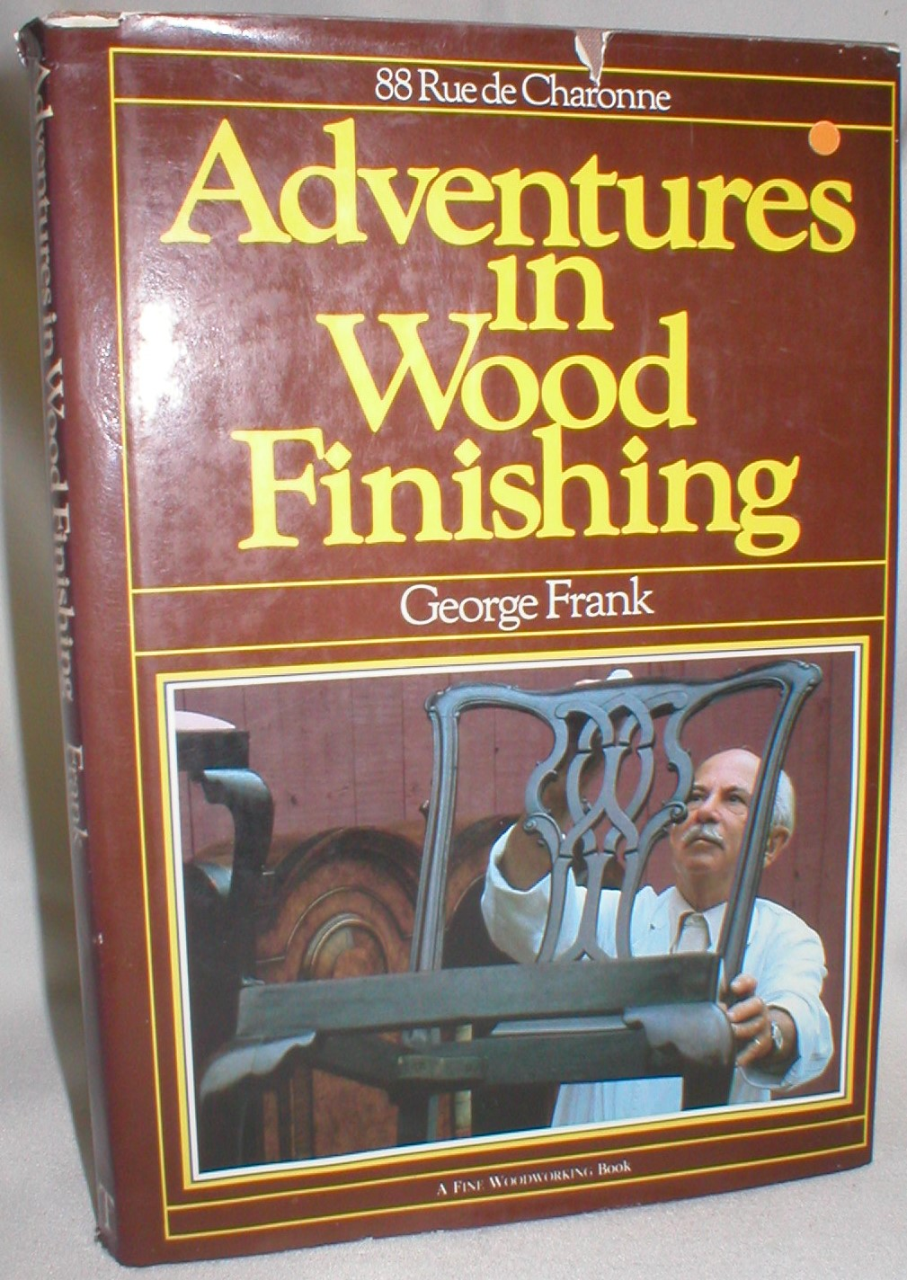 Image for Adventures in Wood Finishing