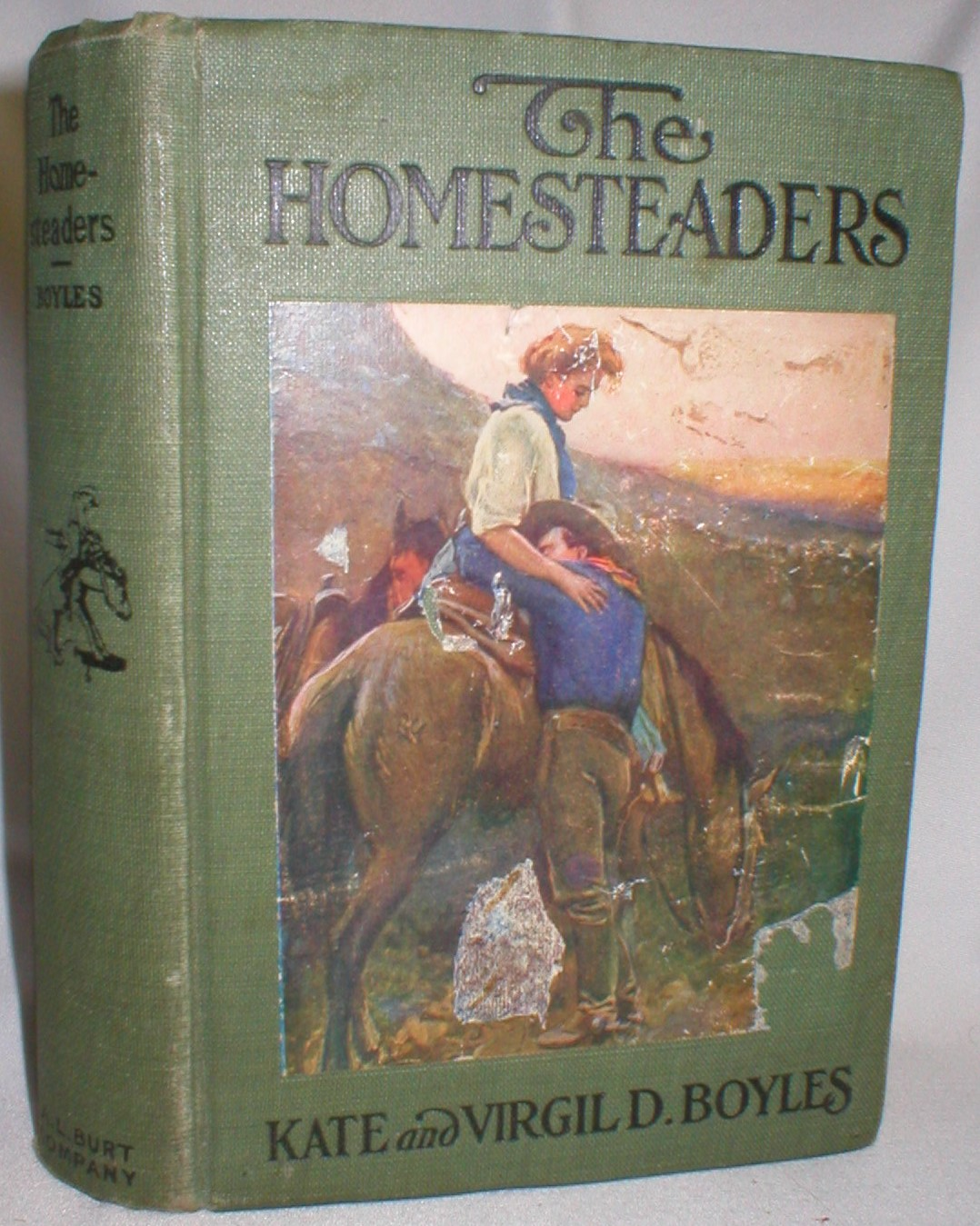 Image for The Homesteaders